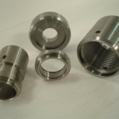 Precision Machined Component